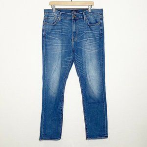Lucky Brand Medium Wash 410 Athletic Slim Fit Jean